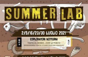 'SUMMER LAB': i nostri laboratori del mese di luglio!