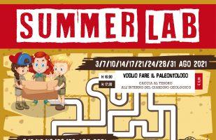 'Summer Lab' di agosto: vi presentiamo il calendario degli eventi!